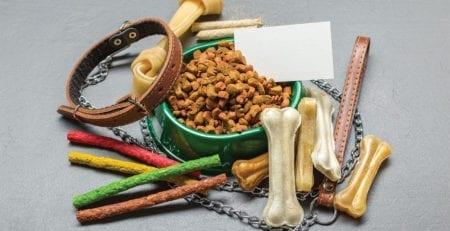 מכירת מזון וציוד לבעלי חיים בסיטונאות